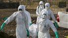 Seuls 40% des fonds contre Ebola ont atteint les pays touchés