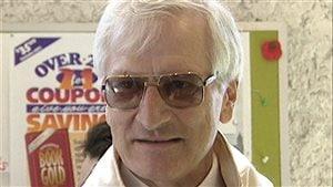 Le père Ronald Léger