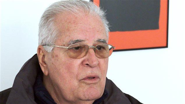 Elizardo Sánchez, director de la Comisión Cubana de Derechos Humanos y Reconciliación Nacional.