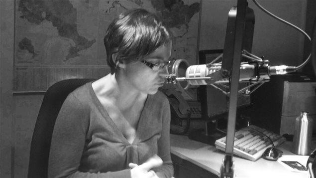 La politologue Aurélie Lacassagne.