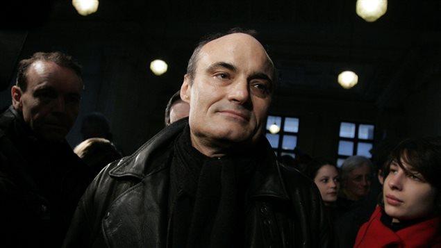 L'ancien directeur du journal satirique <em>Charlie Hebdo</em>, Philippe Val
