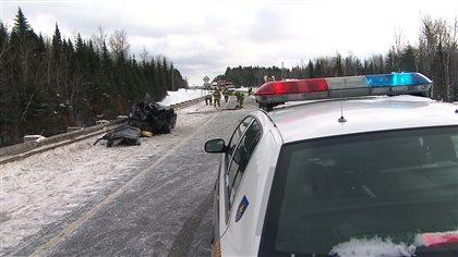Collisions mortelles dans l'Est : l'identité des victimes dévoilée - Radio-Canada