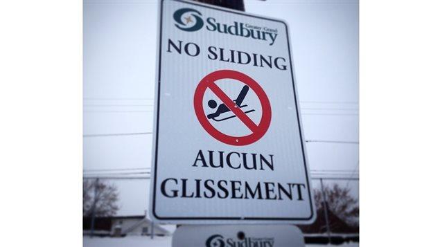 Glissement Sudbury