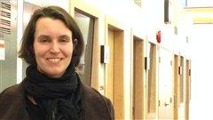 Julie Lebel, danseuse et chorégraphe