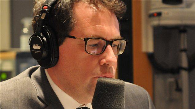 Réaction au rapport Charbonneau avec Bernard Drainville.