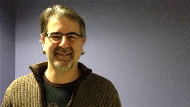 Marc Dubé, professeur titulaire à la Faculté de génie de l'Université d'Ottawa