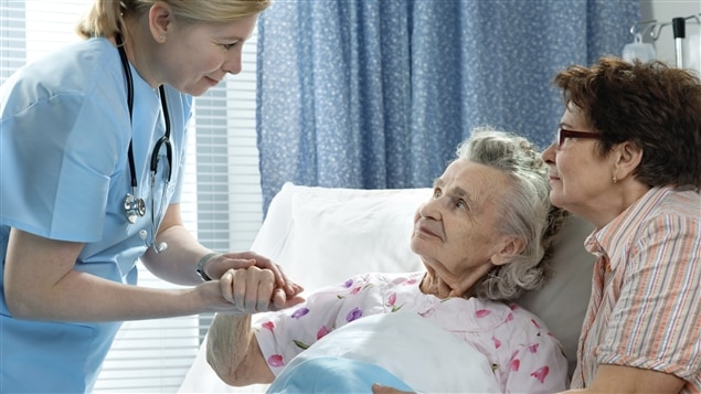 Avec le vieillissement de la population, de plus en plus de personnes se retrouvent en fin de vie.
