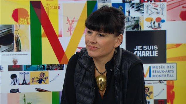 Nathalie Bondil, directrice et conservatrice en chef Musée des beaux-arts de Montréal