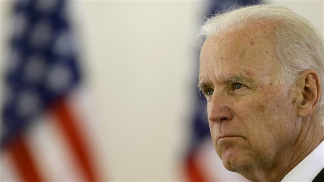 Le vice-président des États-Unis, Joe Biden (archives)