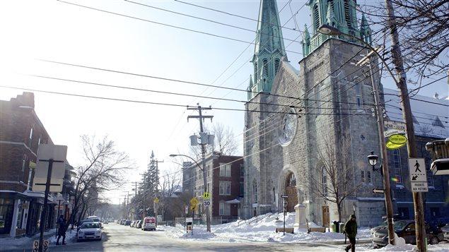 La rue Castelneau, une des rues désignées par Montréal pour devenir un « espace vert »