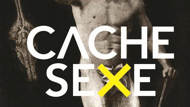 Image tirée de la couverture du livre <em>Cache sexe : le désaveu du sexe dans l'art</em>, de Sylvie Aubenas et Philippe Comar, éditions de La Martinière, 2014