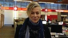 Louise Lecavalier, danseuse
