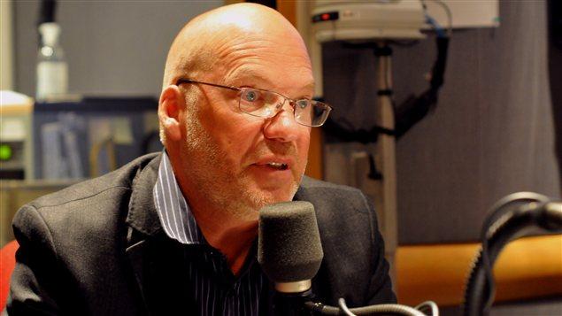 Marc Ranger, porte-parole de la Coalition pour une libre négociation