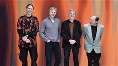 Le quatuor jazz Celsius d'Edmonton