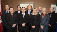 Nouveau cabinet du gouvernement du Yukon, janvier 2015