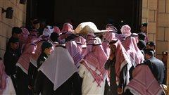 Mort du roi Abdullah d'Arabie Saoudite