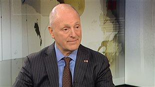 Le projet Keystone n'est pas mort, ditl'ambassadeur américain au Canada