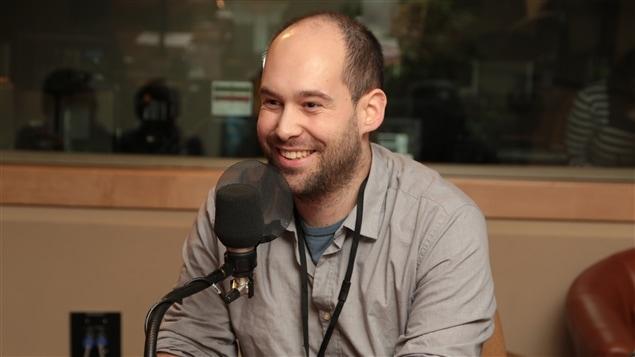 Le Dr Philippe Bégin, allergologue au Centre Hospitalier de l'Université de Montréal et au CHU Ste-Justine