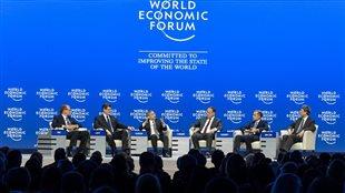 Davos: des réformesstructurelles sont nécessaires, disent des participants