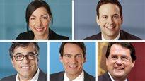 Qui sera le prochain chef du Parti québécois?