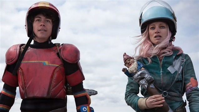 Le film « Turbo kid ».