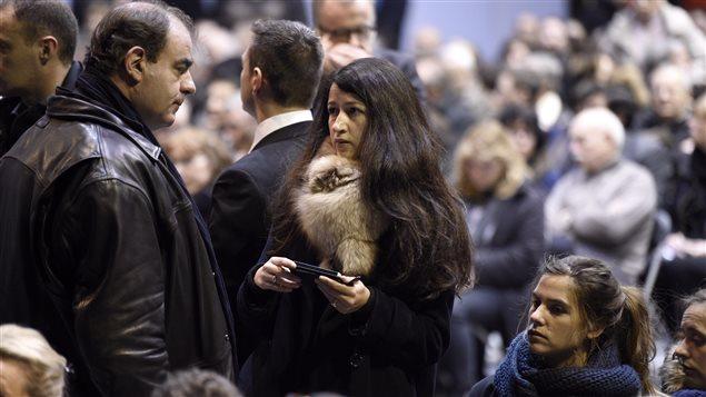 La journaliste Zineb El Rhazoui