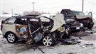 Deux morts dans un accident à Hamilton