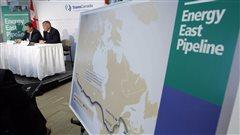 Le dossier de l'heure au Québec et à Québec c'est sans  aucun doute le controversé projet d'oléoduc d'Énergie Est