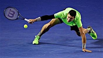 Raonic doit améliorer ses volées selon le capitaine de la Coupe Davis
