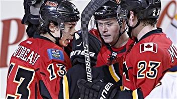 Les Flames veulent régler la série face aux Canucks dès samedi soir