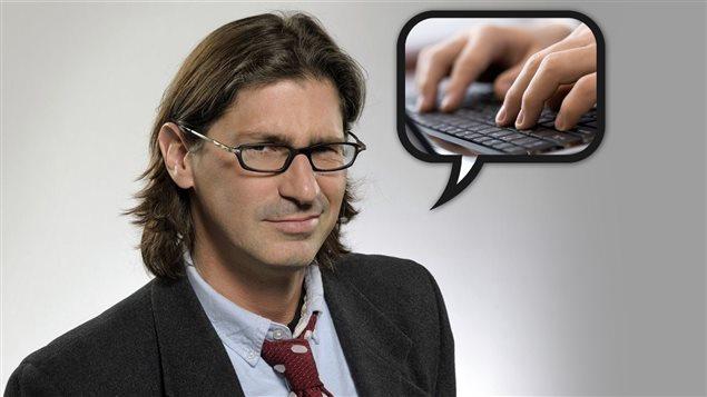 Jean-René Dufort a trouvé la solution aux conflits dans le monde : débrancher Internet.