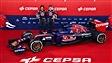 Toro Rosso présente sa nouvelle monoplace 2015