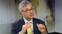 Infrastructures : Jean-Marc Fournier met les partis fédéraux au défi