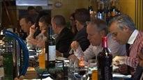 Les restaurateurs divisés sur les façons de réduire la concurrence