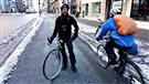 Vélo d'hiver Montréal : la page Facebook devenue incontournable
