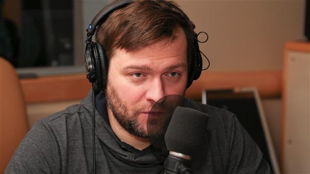 Le cinéaste Rafaël Ouellet