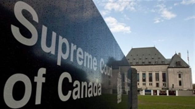 The Supreme Court of Canada will rule on a landmark case of Metis and non-status Indian rights on October 8, 201