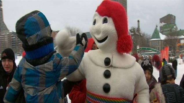 Bohomme Carnaval de Québec
