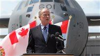 Le Canada est en Irak «à long terme», promet Ottawa