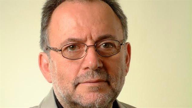 الكاتب السوري الكندي حسّان جمالي.