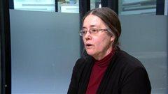 Anne Leis, présidente du Réseau santé en français