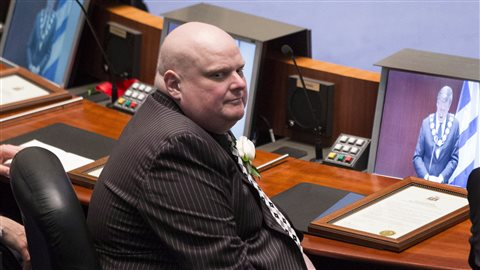 Rob Ford (archives)