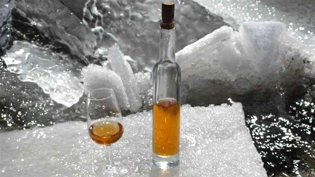 Cidre de glace
