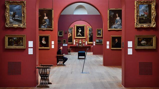 Le musée londonien, la Dulwich Picture Gallery
