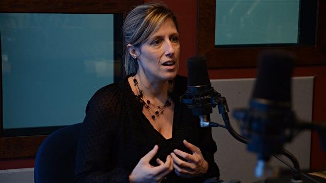 La psychologue Dre Nadia Gagnier