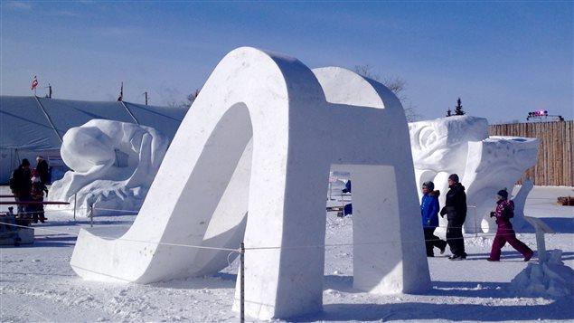 Saguenay en Neige, un événement vieux de 32 ans qui draine chaque année une foule de près de 150 000 festivaliers