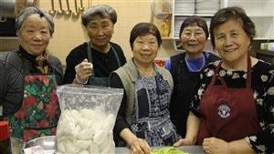 Hugo Lavoie a rencontré ces femmes à l'occasion du nouvel an chinois