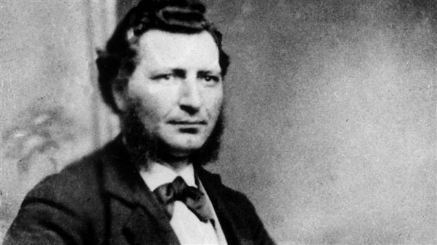 Louis Riel, visionary Métis leader, rebel and founder of Manitoba, is a central figure in Canadian history.