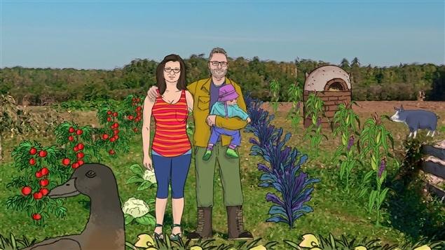 Affiche de l'émission <i>Agrofolie</i>