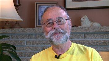René Comeault, bénévole depuis 30 ans